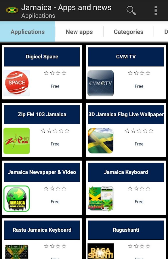 Jamaican apps and tech news- screenshot