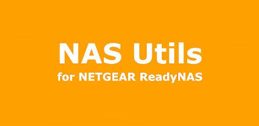 NAS Utils for NETGEAR ReadyNAS – Apps on Google Play