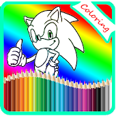 Tải Game Coloring For Sonic Game