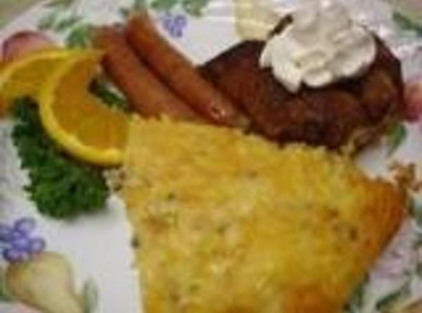 Easy Wild Rice Quiche Recipe