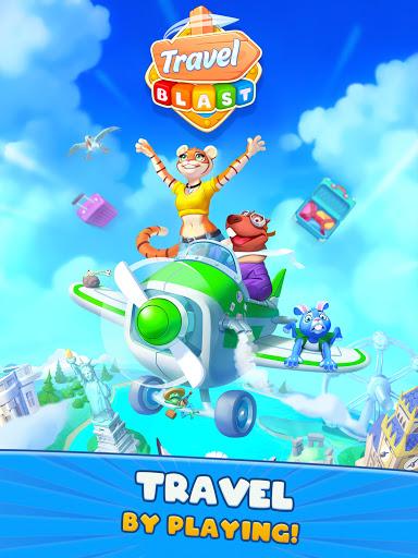 Travel Blast: Puzzle Adventure  screenshots 12