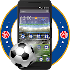 Chelsea Football Launcher icon