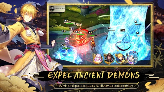 Tales of Demons and Gods MOD (Unlimited Gems) 2