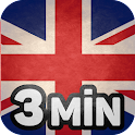 Aprender inglés en 3 minutos icon