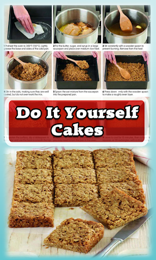 Do It Yourself Cakes