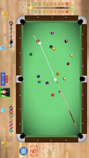 Pool Club 3D-Online Billiards- screenshot thumbnail