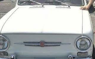 Fiat 850 Berlina Rent Sicilia