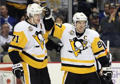 NHL : Victoires pour les Capitals, les Penguins et les Hurricanes