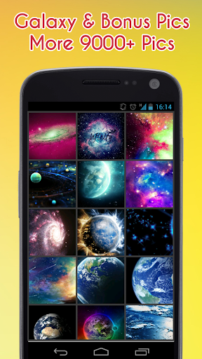 Cool Space Galaxy Wallpaper