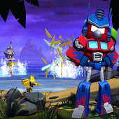 New Angry Birds Transformers Tips