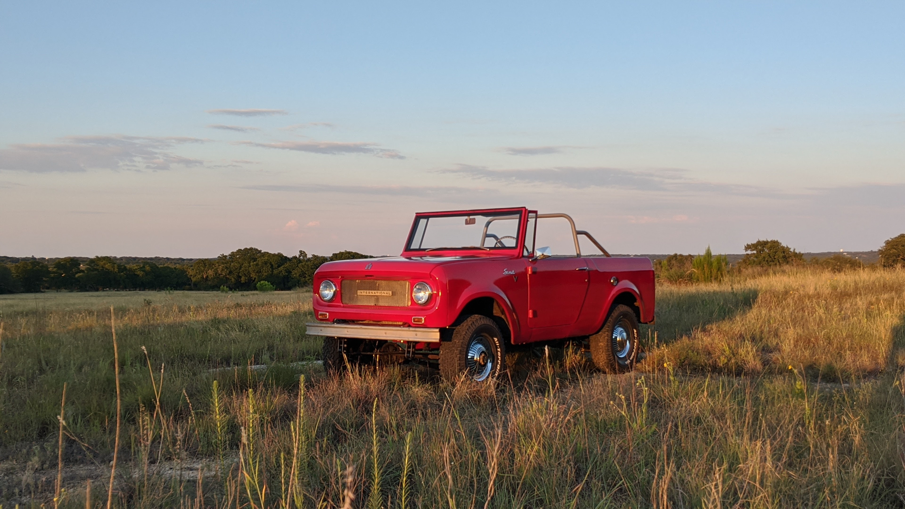 1967 International Harvester Scout 800 Hire TX