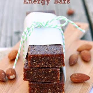 3 Ingredient No-Bake Energy Bars (Larabar Copycat).