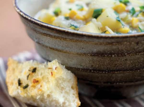 Amish Corn Potato Chowder