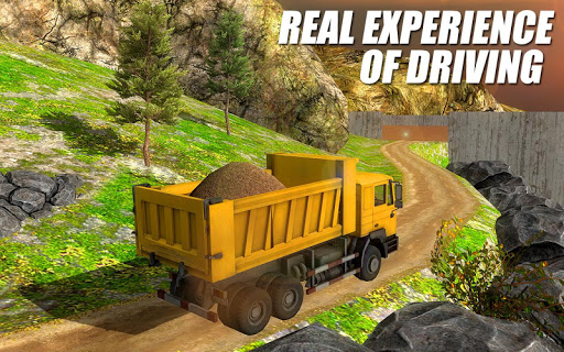 Heavy Excavator Crane - City Construction Sim 2017  screenshots 9