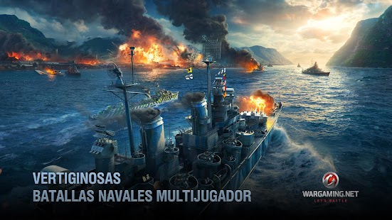World of Warships Blitz Screenshot