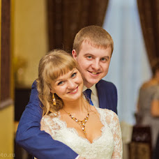 Wedding photographer Dmitriy Vitushkin (vitushkinphoto). Photo of 09.10.2015