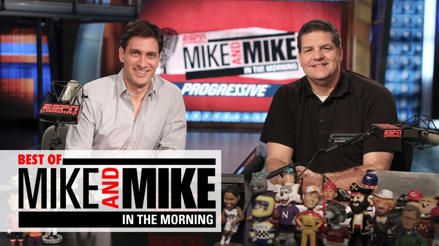Watch Best of Mike & Mike in the Morning live