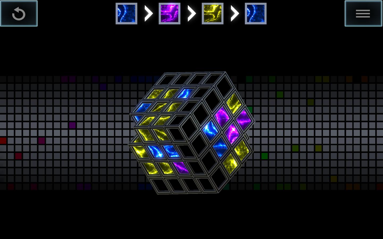 Coalescence: 3D Puzzle