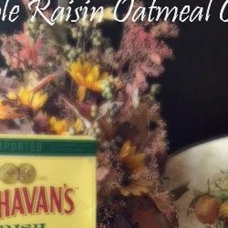 Apple Raisin Oatmeal Crisp