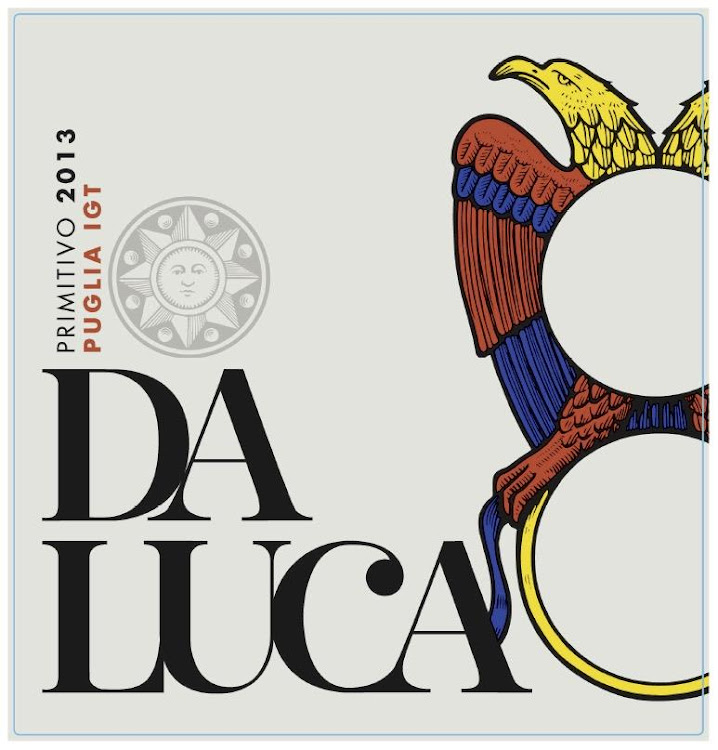 Logo for Da Luca Primitivo