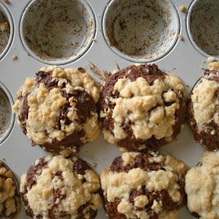 Jumbo Pecan Crumble Muffins.