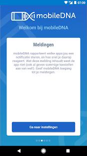mobileDNA - náhled