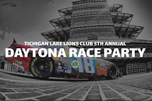 Daytona Race Party