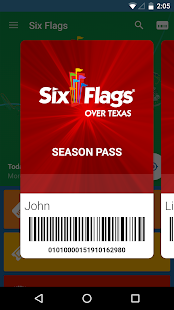 Six Flags- screenshot thumbnail