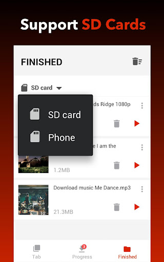 Free Video Downloader - Video Downloader App 1.1.2 Screenshots 8
