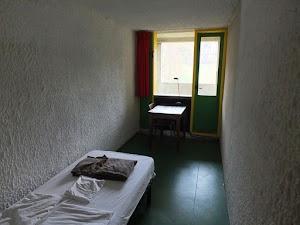 Ostatni dzień w La Tourette - wycofanie się z pokoju
