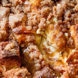 Breakfast French Toast Casserole Cream Cheese Recipes