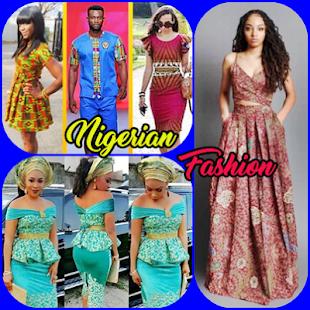 Nigerian Modern Fashion - náhled