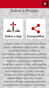 Deus Te Fala- screenshot thumbnail