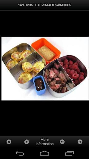 Lunch Box Ideas Easy