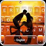 Romantic Valentine Love Photo Keyboard Theme