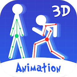 3D Animation Maker - Draw Cartoon