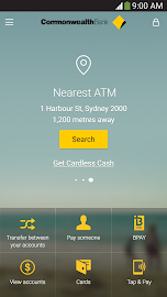 CommBank Screenshot 1