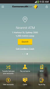 CommBank- screenshot thumbnail