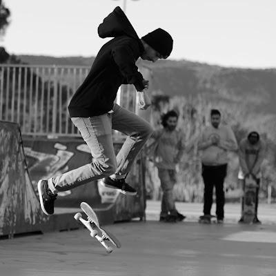 Skateboard di PC style