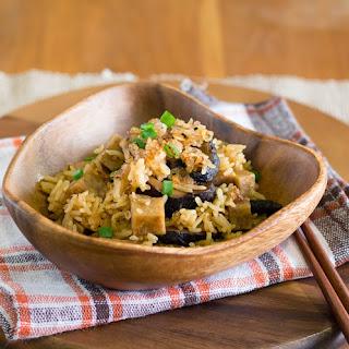 Yam Rice (Taro Rice)