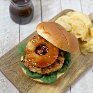 Huli Huli Chicken Burgers