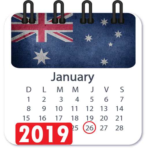 Calendario Persiano Conversione.Australia Calendar 2019 With Public Holidays App Su Google