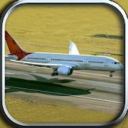 Flight Simulator Airplane Game