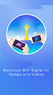 Wifi Master–Speed Test&Booster Screenshot