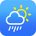 Weather app & precipitation forecast