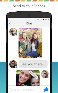 GIF CAM for Messenger- screenshot thumbnail