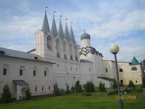 Photo: вид на церковь Покрова Пресвятой Богородицы