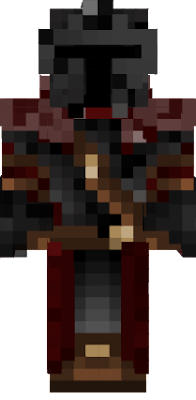 A knight cursed with dark magic.