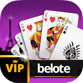 Belote ♥️ VIP Belote online multiplayer free cards