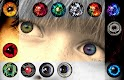 screenshot of FoxEyes - Change Eye Color by Real Anime Style